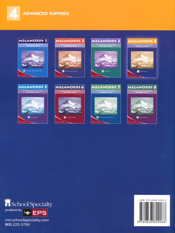 Megawords 4 Student Book, 2nd Edition