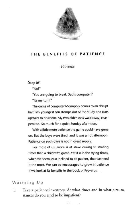 Patience: The Benefits of Waiting