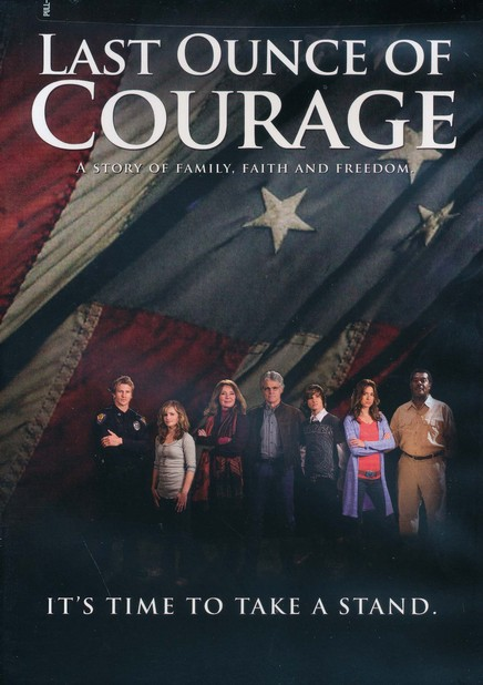 Last Ounce of Courage, DVD