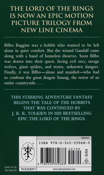 The Hobbit, The Hobbit & The Lord of the Rings Series