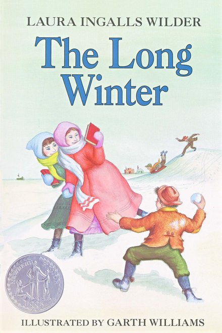 The Long Winter, Little House on the Prairie Series #6  (Softcover)