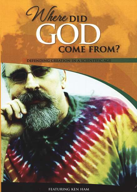 Where Did God Come From? DVD