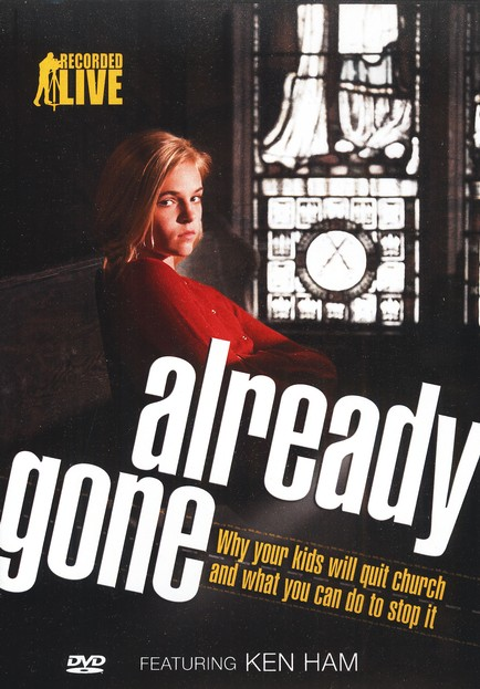 Already Gone DVD