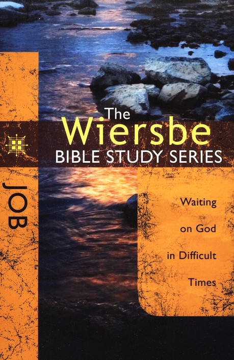 Job: The Warren Wiersbe Bible Study Series