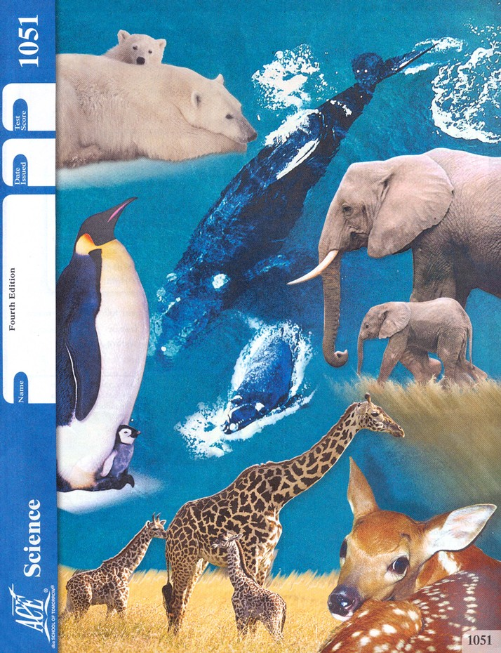 Grade 5 Science PACE 1051 (4th Edition)