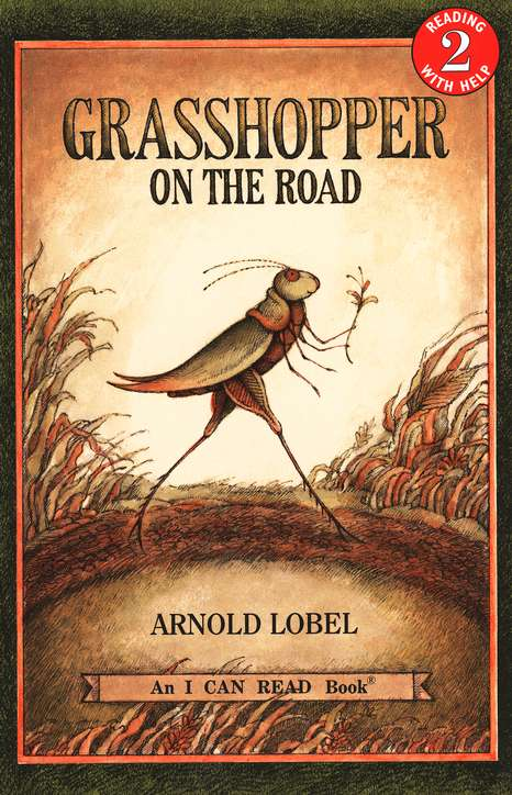Grasshopper on the Road, An I Can Read Book