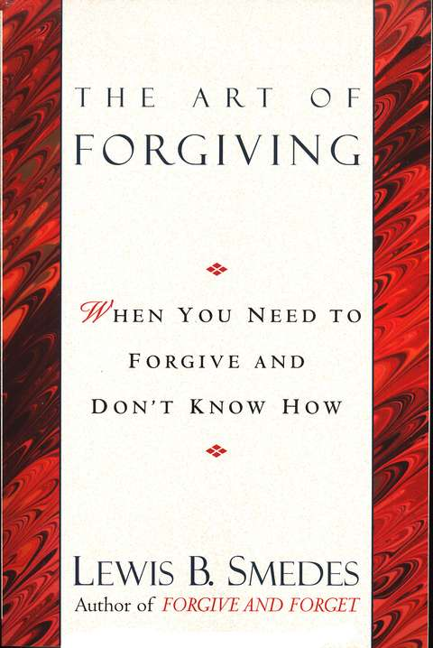 The Art of Forgiving, Paperback