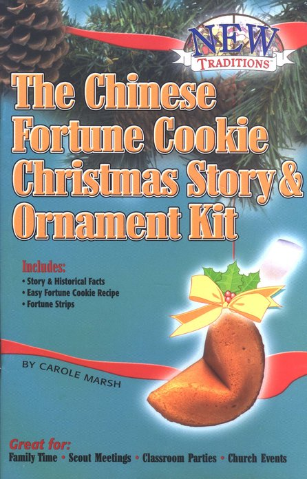 Fortune Cookie Christmas, Grades K-6