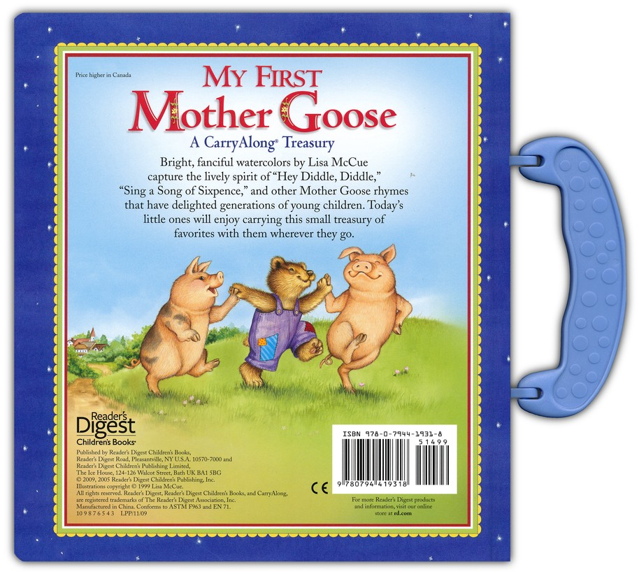 My First Mother Goose