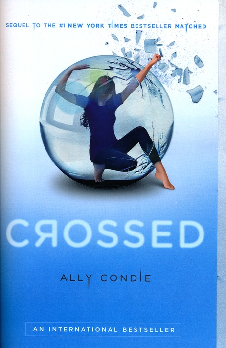 #2: Crossed: A Novel