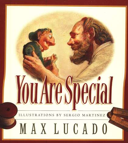 Max Lucado's Wemmicks: You Are Special, Board Book
