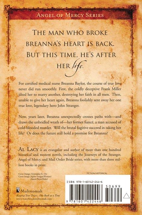 A Promise for Breanna, Angel of Mercy Series #1