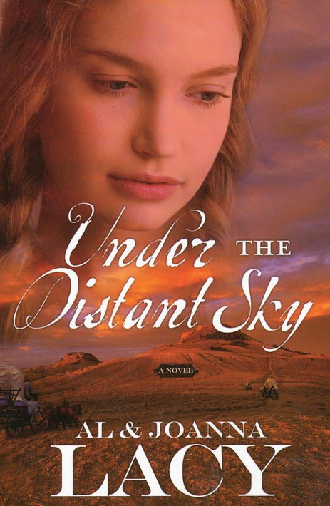 Under the Distant Sky, Hannah of Fort Bridger  Series #1