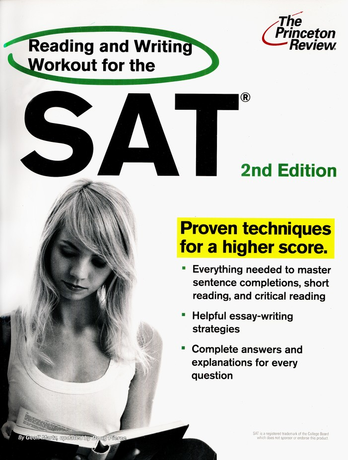 Reading and Writing Workout for the SAT, 2nd Edition