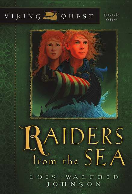 Viking Quest Series #1: Raiders from the Sea