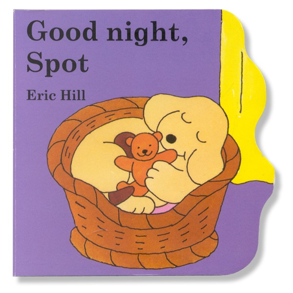 Good Night, Spot: A Little Spot Board Book