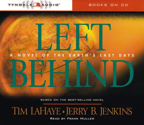 Left Behind #1  - Audiobook on CD