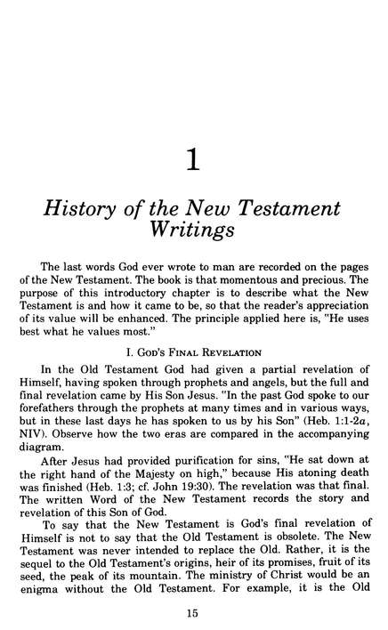 Jensen's Survey of the Old Testament & New Testament, 2 Volumes