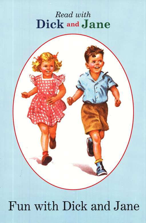 Read with Dick and Jane, Fun with Dick and Jane, Volume 12