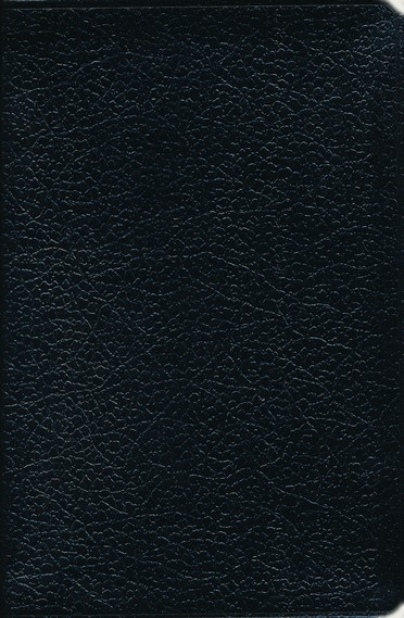 NIV Compact Thinline Bible, Black