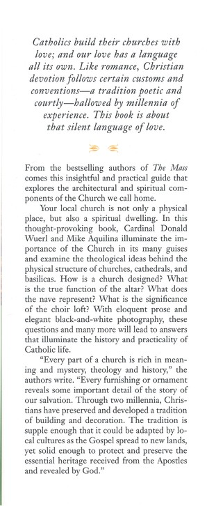 The Church: Unlocking the Secrets to the Places Catholics Call Home
