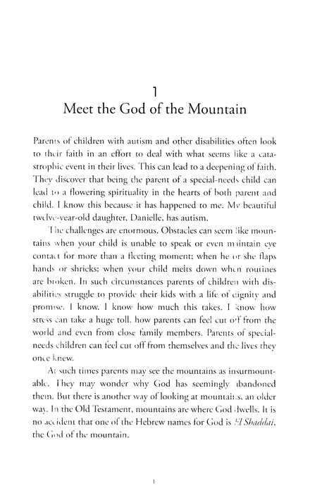 Faith, Family, and Children with Special Needs: How Catholic Parents and Their Kids with Special Needs Can Develop a Richer Spiritual Life