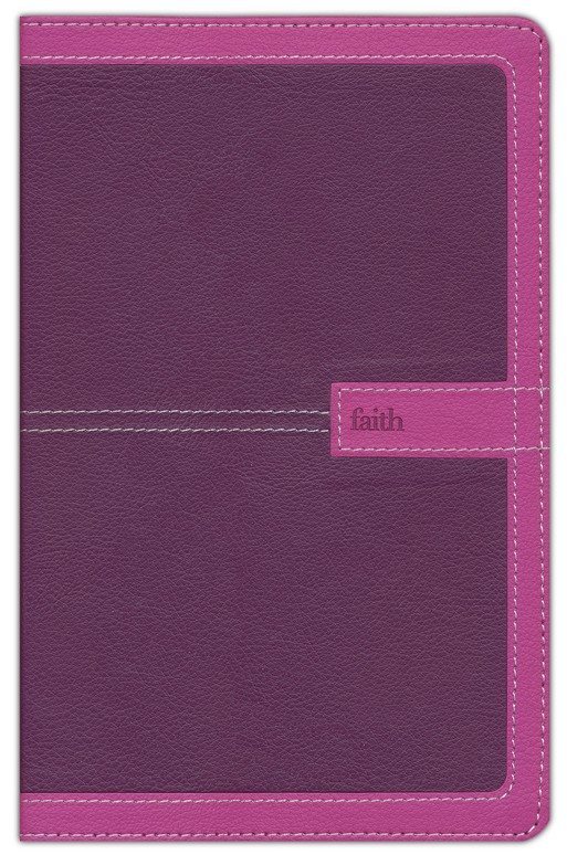 NIV Thinline Bible, Orchid/Grape Duo-Tone