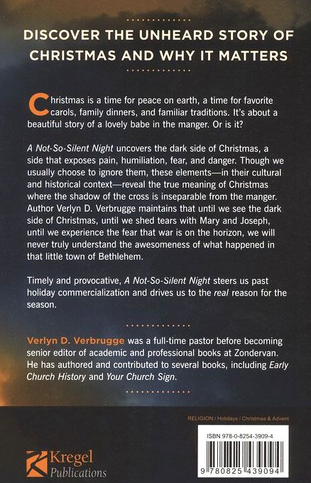A Not-So-Silent Night: The Unheard Story of Christmas and Why It Matters