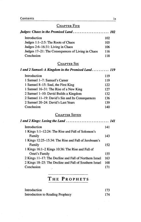 Old Testament Survey: Second Edition