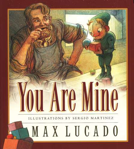 Max Lucado's Wemmicks: You Are Mine, Board Book