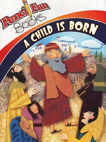 A Child is Born, Pencil Fun Books, 10 Pack