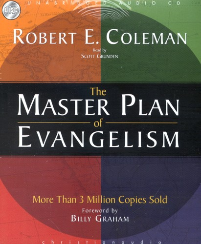 The Master Plan of Evangelism                        Audiobook on CD