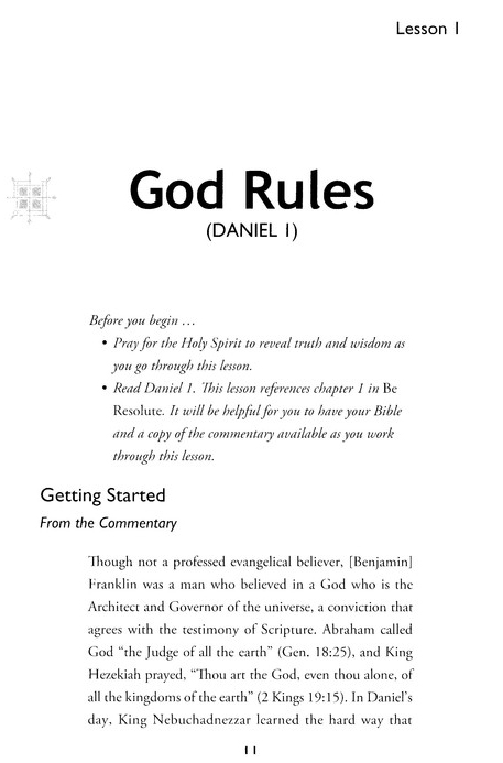 Daniel: The Warren Wiersbe Bible Study Series