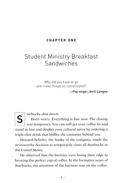 Simple Student Ministry: A Clear Process for Strategic Youth Discipleship