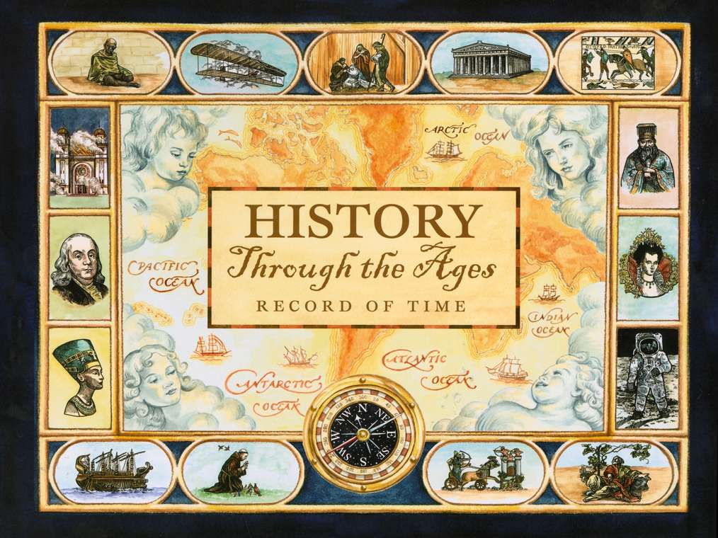 History Through the Ages Record of Time