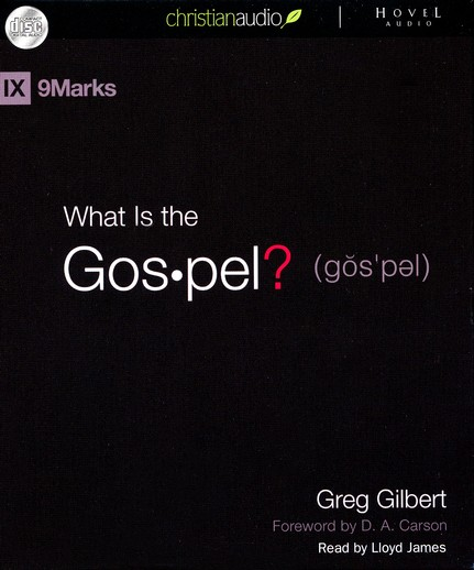 What is the Gospel? Unabridged Audiobook on CD