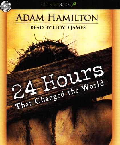 24 Hours That Changed the World Unabridged Audiobook on CD