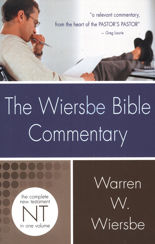 Wiersbe Bible Commentary NT
