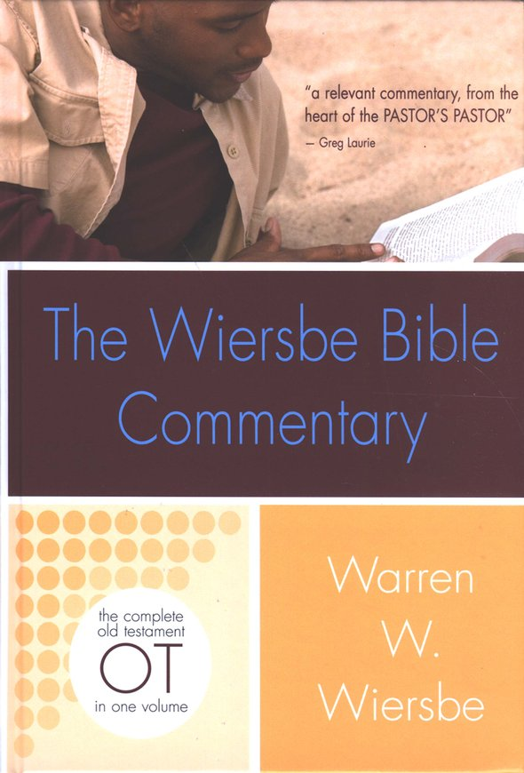 The Wiersbe Bible Commentary, 2 Volumes with CD-ROM