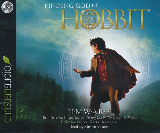 Finding God in the Hobbit Unabridged Audiobook on CD
