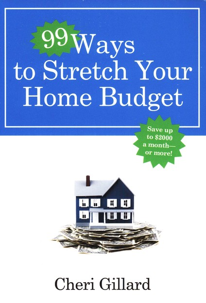 99 Ways to Stretch Your Home Budget (slightly imperfect)