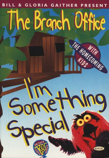 I'm Something Special, DVD