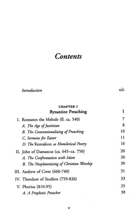 The Reading & Preaching of the Scriptures Series: The Medieval Church Volume 3