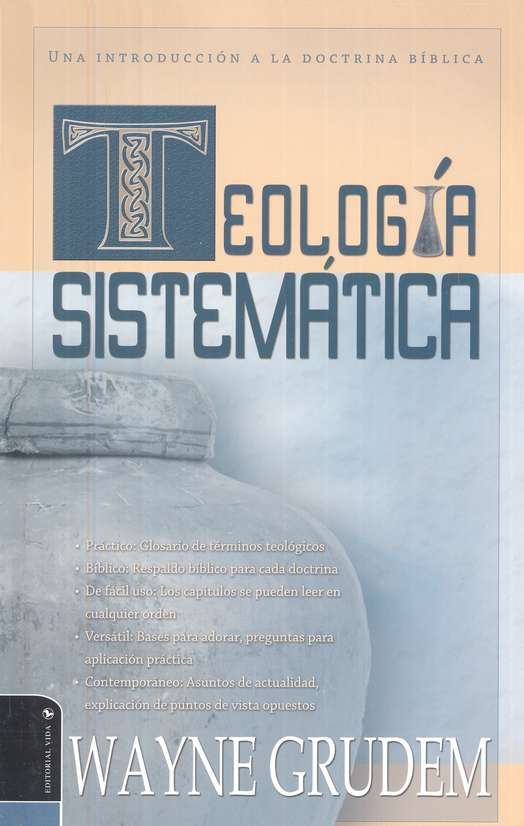Teolog&#237a Sistem&#225tica  (Systematic Theology)