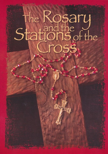 The Rosary(Including the Mysteries of Light) and The Stations of the Cross DVD