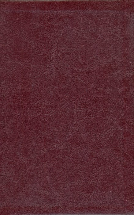 Praying God's Word, Deluxe Edition, Bonded Leather Burgundy