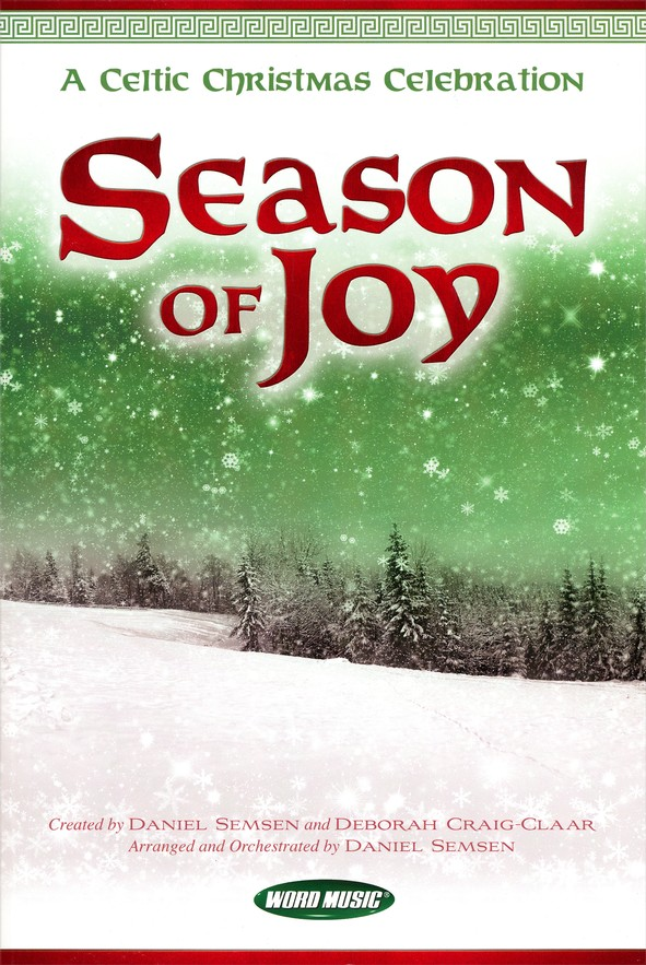 Season Of Joy (Choral Book)