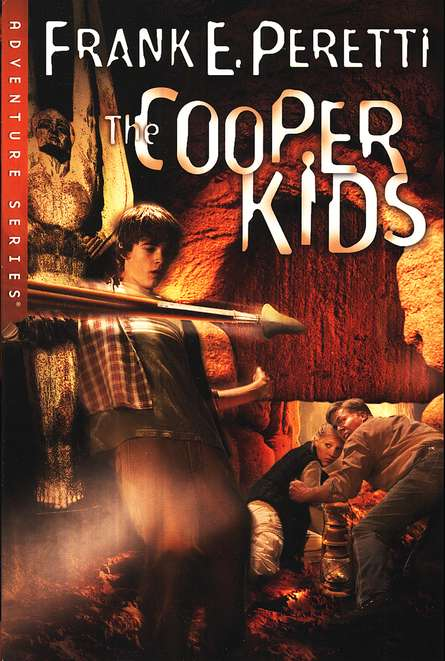 The Cooper Kids Adventure Series, Volumes 1-4 (Slipcased Set)