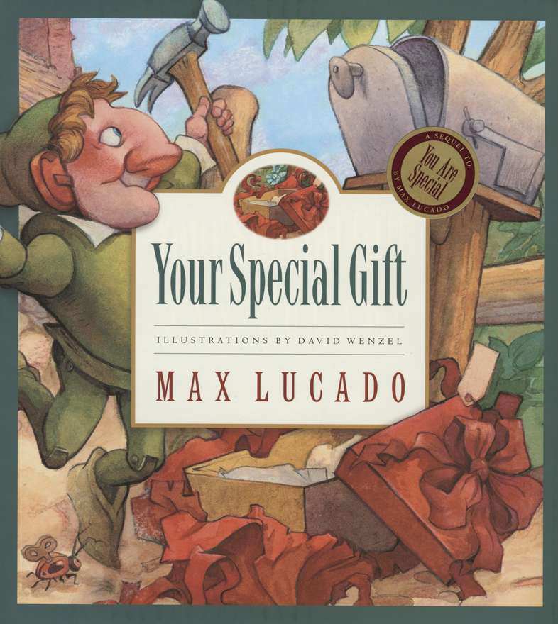 Max Lucado's Wemmicks: Your Special Gift