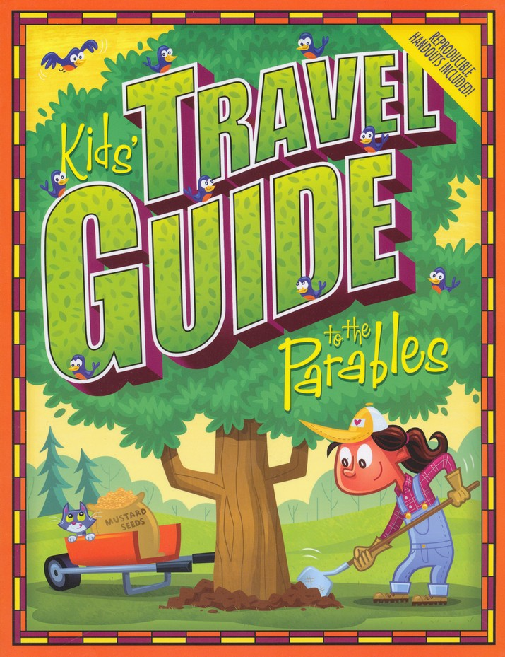 Kids Travel Guide to the Parables